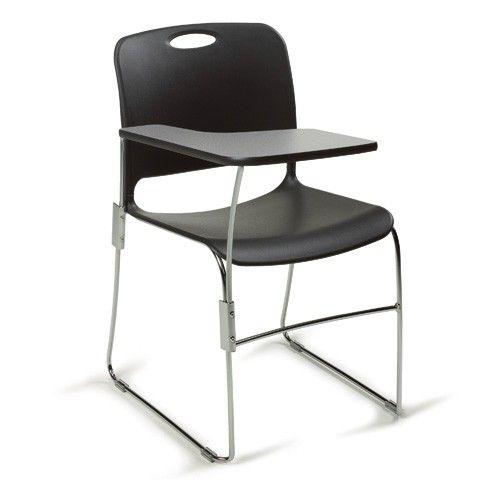 Elegant KI Maestro Standard Flip Up Tablet Arm Chair/ Desk   Left Hand