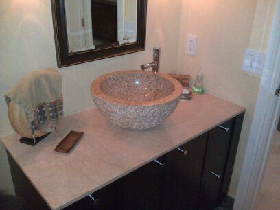High End Plumbing | Bathroom Sink Installation