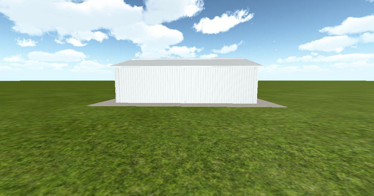 Dream #steelbuilding built using the #MuellerInc web-based 3D #design tool http://ift.tt/1NIV51W