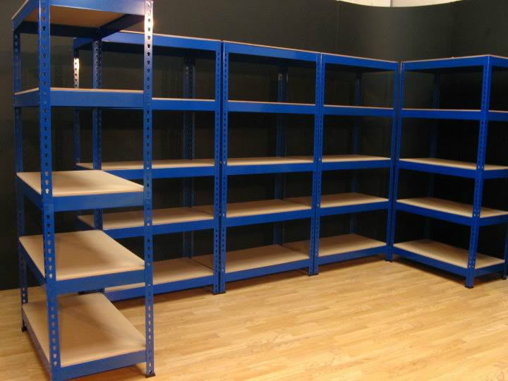 Garage Shelves Can Add A Lot Of Additional Square Footage For Storage Space Description From Icanhasgif Com Shed Shelving Garage Shelving Best Garage Shelving