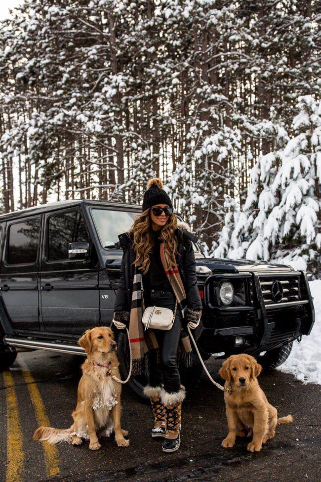 Our Winter Adventure - Mia Mia Mine