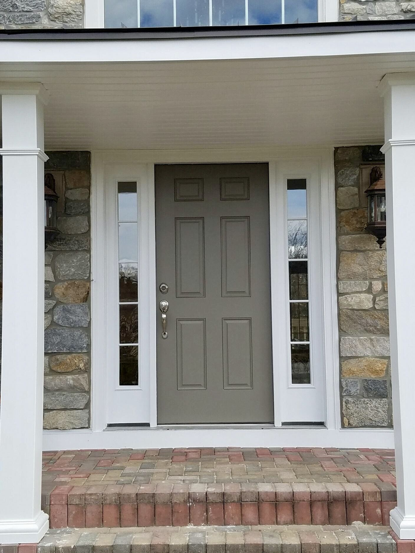 Another great job completed by Edward Griffin & Another great job completed by Edward Griffin | Doors and Windows ...