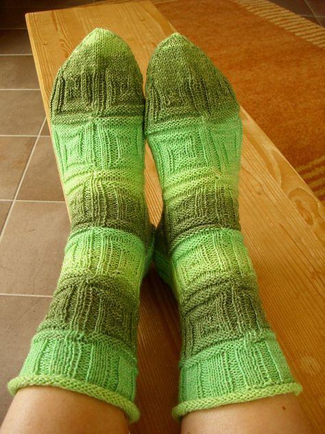 Mustersammlung Männersocken Nähen Stricken Häkeln Socken