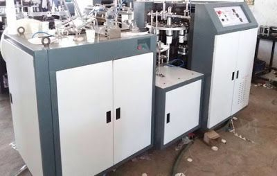 Sas Industry Fully Automatic Paper Cup Machine In India Sas P Paper Cup Making Machine Manufacturing