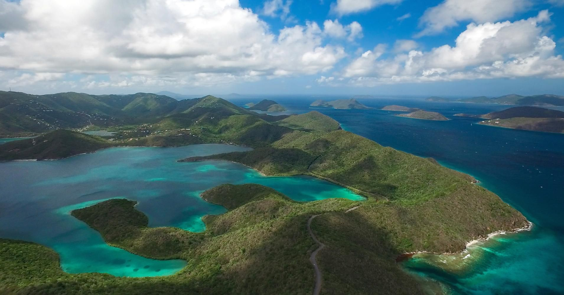 You could receive $300 to visit a beautiful Caribbean archipelago.