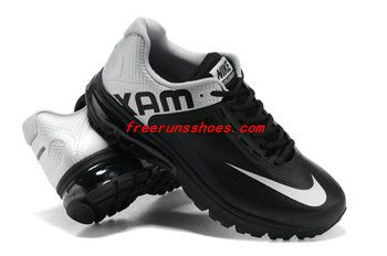 pretty nice b7291 0fb00 Nike Air Max Excellerate 2 Mens Shoes Black Silver