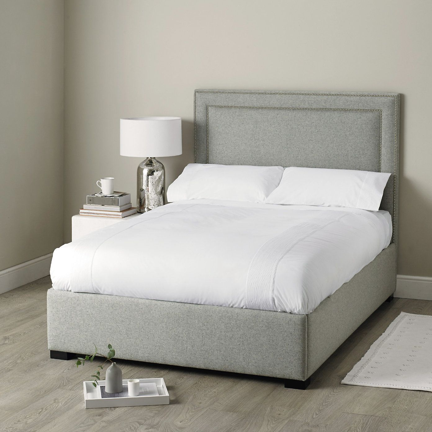 Cavendish bed bed thewhitecompany klc project sourcing
