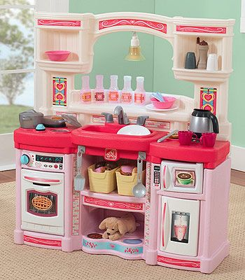 "Virginia - Rise and Shine Kitchen - Pink - Step2 (Toys ""R"" Us, $99 ..."