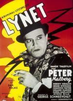 Lynet (1934) Lynet stikker af fra fængslet, netop som et filmselskab skal til at optage en fil om ham.