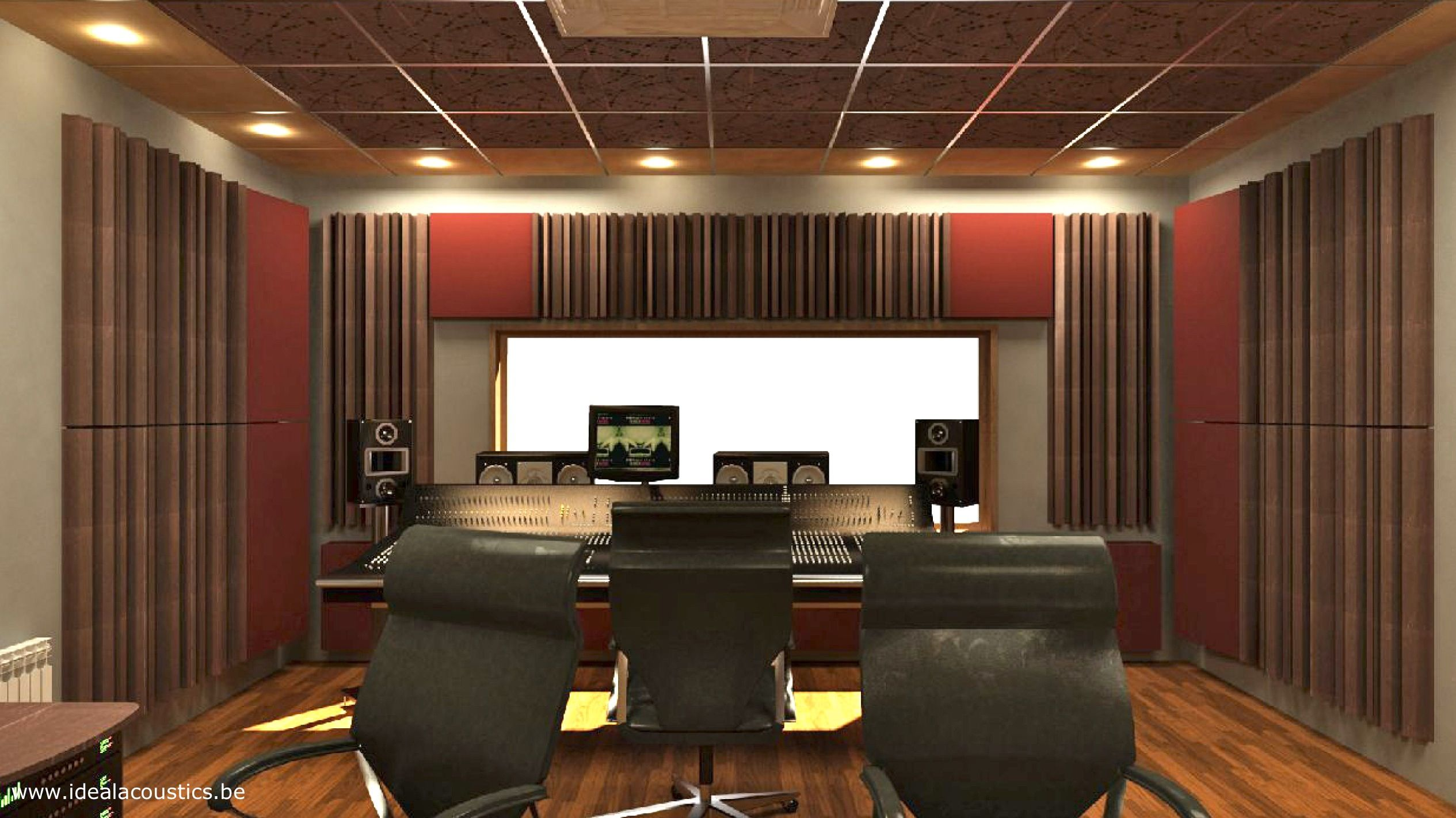 acoustic design control room pro recording studio recording studio design pinterest