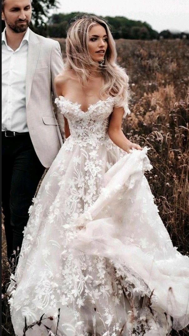 • Wedding Dresses •