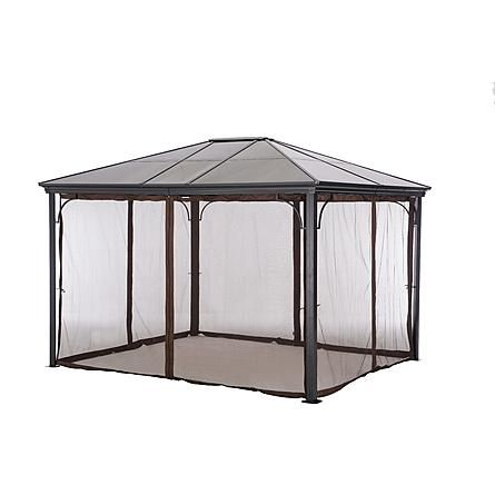 Sears Com Hardtop Gazebo Gazebo Outdoor Grill