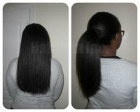 Hair Question: How to get Thicker Hair #africanamericanhair
