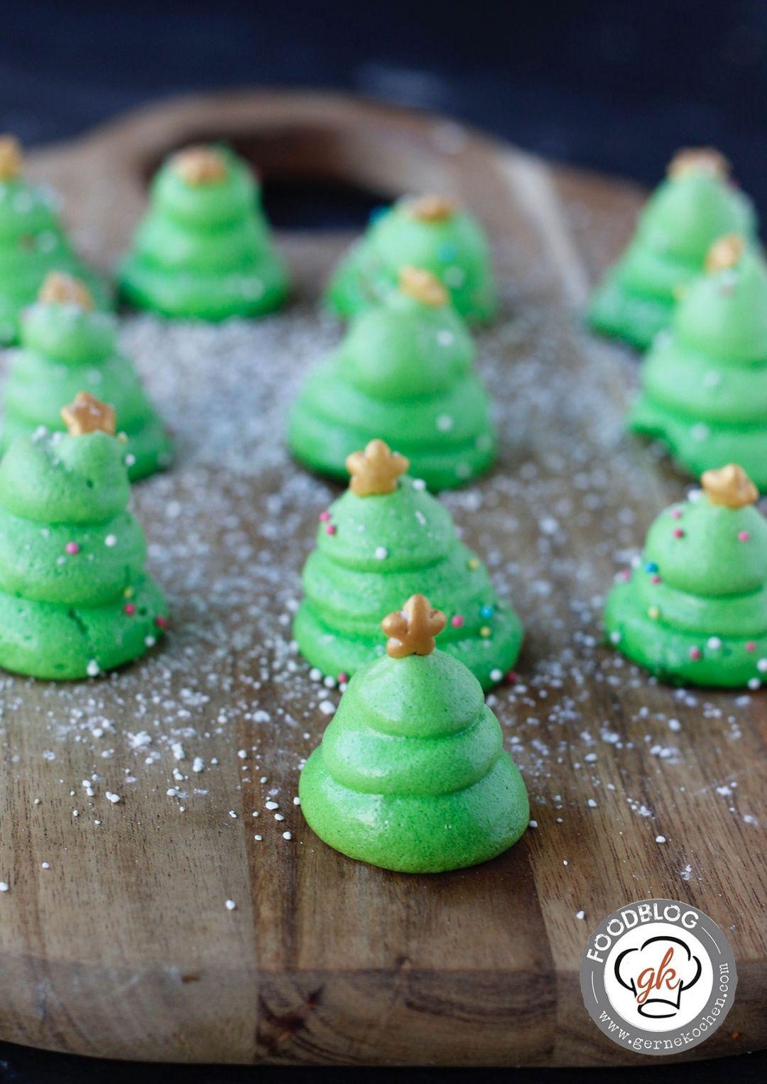 Baisertännchen- Geschenke aus der Küche #selbstgemacht #Baiser ...