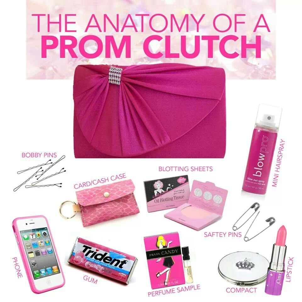 10 Prom Essentials for the Perfect Night not just for prom but for ...
