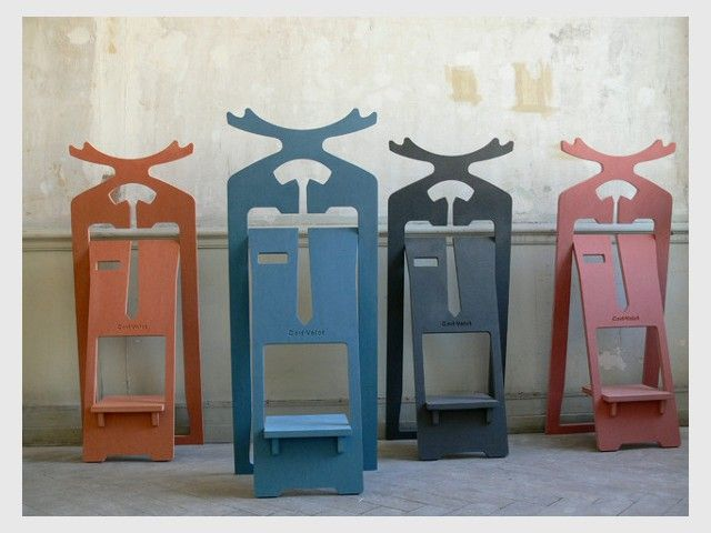 Dix valets originaux : l'accessoire classique revisité (avec images) | Valet de chambre