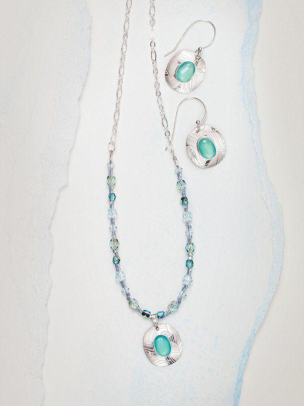 Synergy Beaded Necklace by Holly Yashi