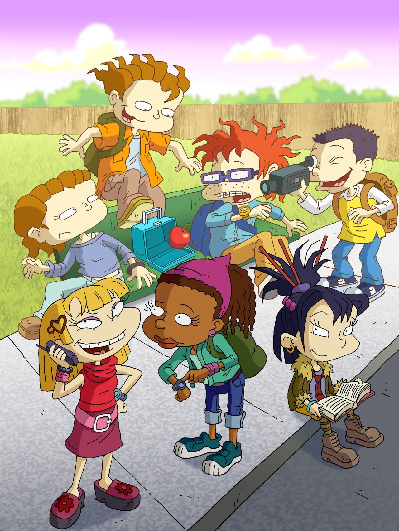 All Grown Up In 2019 Rugrats All Grown Up Rugrats Rugrats