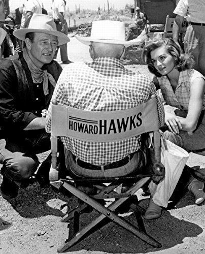 Old Fashioned Wedding Songs: John Wayne, Angie Dickinson, And Howard Hawks In Rio Bravo