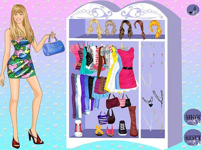 Hannah Montana Dress Up Games Hannah Montana Dress Up Fashion Game Download And Play Full Download Games Free Games Pc Games Download