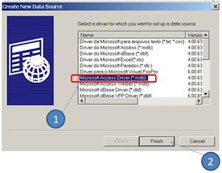 Menghubungkan Database Microsoft Access Ke ODBC | www Niguru com