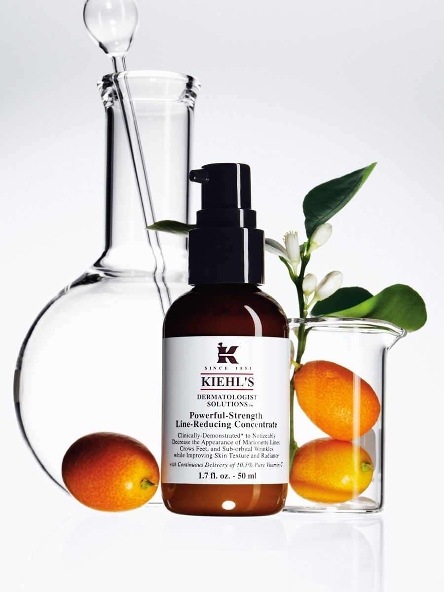 Kiehl's Powerful-Strength Line-Reducing Concentrate