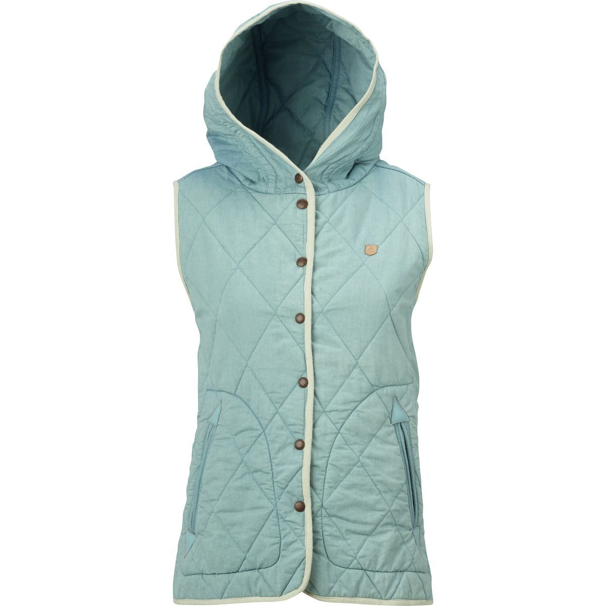 Burton gemmi vest indigo herringbone xl sports outdoor burton gemmi vest indigo herringbone xl biocorpaavc Images