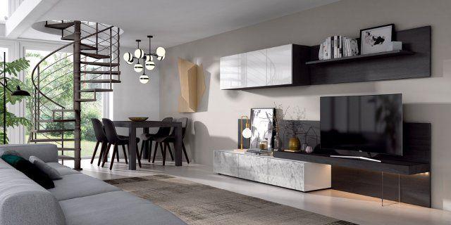 Muebles Paco Caballero - Muebles de Comedor   Tv unit design ...