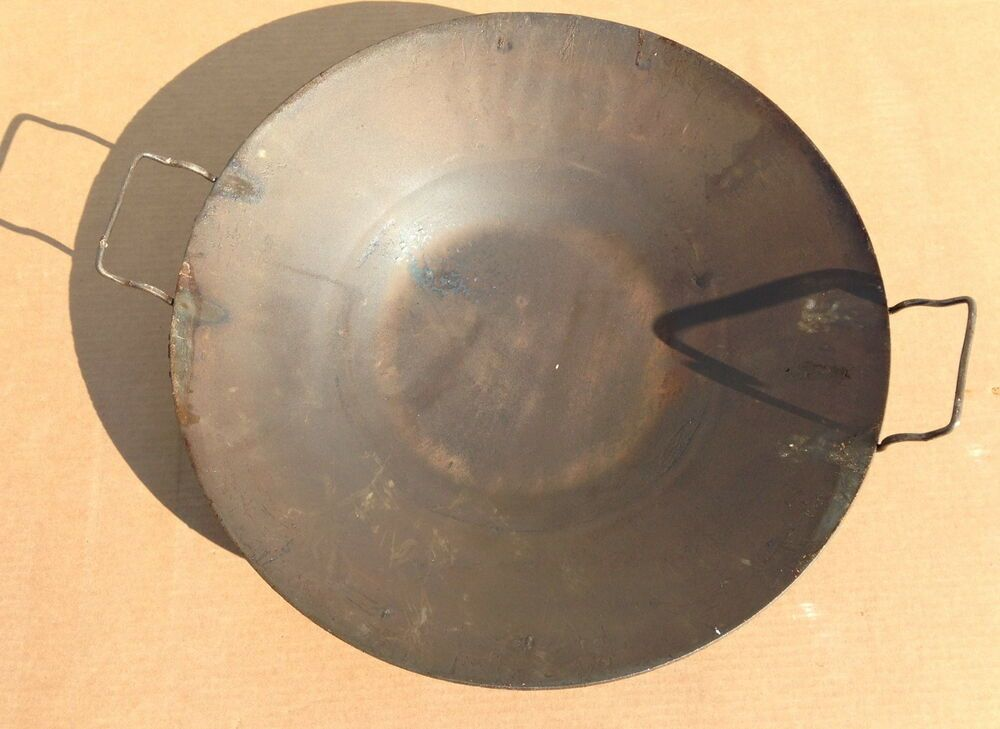 Photo of 24″ Cooking Disc Blade Discada High Heat Cooking Skillet, Disc BBQ, Cowboy Wok #…