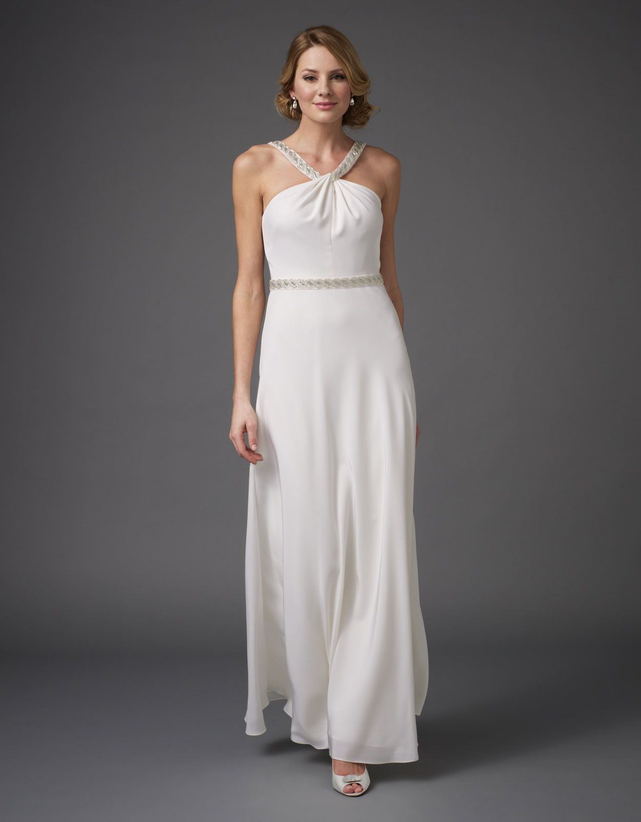 Lyra Bridal Maxi Dress | White | Monsoon | Wedding Dresses ...