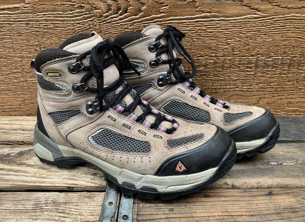 efddb25844c VASQUE #7479 Breeze GTX Gargoyle Gore-Tex Leather Hiking Boots ...