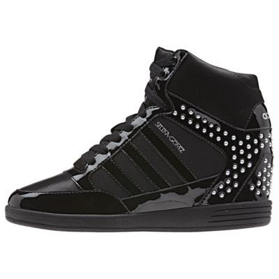 8cdf848d7de adidas Selena Gomez BBNEO Wedge Shoes
