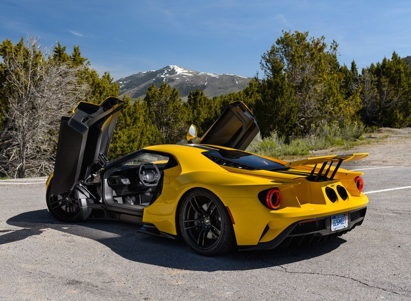 Ford Creates The Gt Supercar To Test Technologies For Future