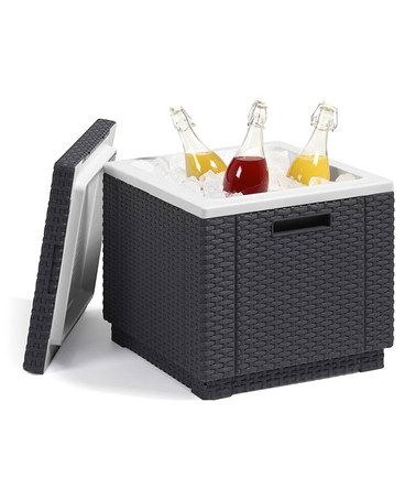 Take A Look At This Allibert California Cooler By Trans Continental Group On Zulily Today Cool Box Outdoor Garden Furniture Cooler Box