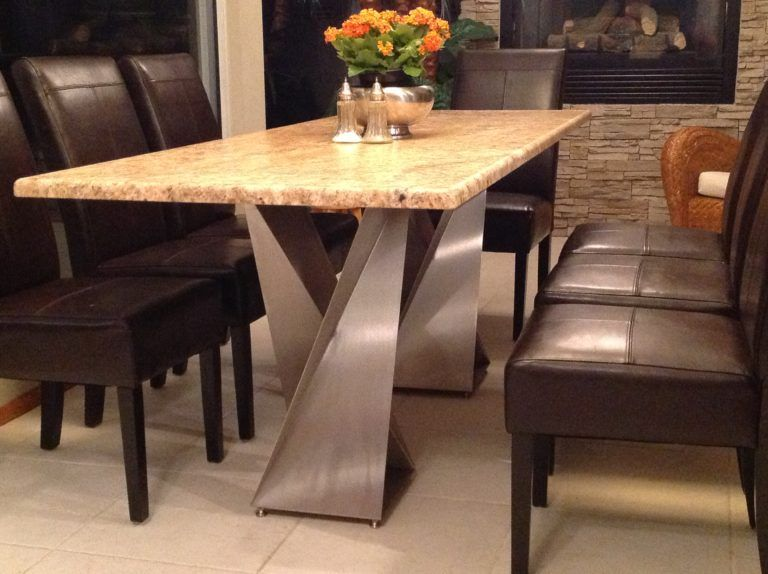 Twist Table Bases Dining Room Table Table Base Steel Table Base