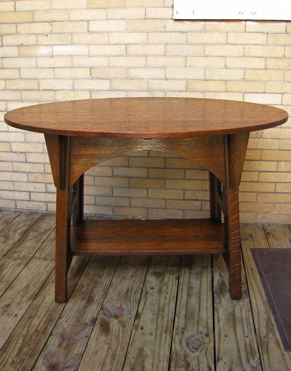 Antique limbert cutout oval lamp table mission oak stickley era antique limbert cutout oval lamp table mission oak stickley era w1697 ebay geotapseo Choice Image