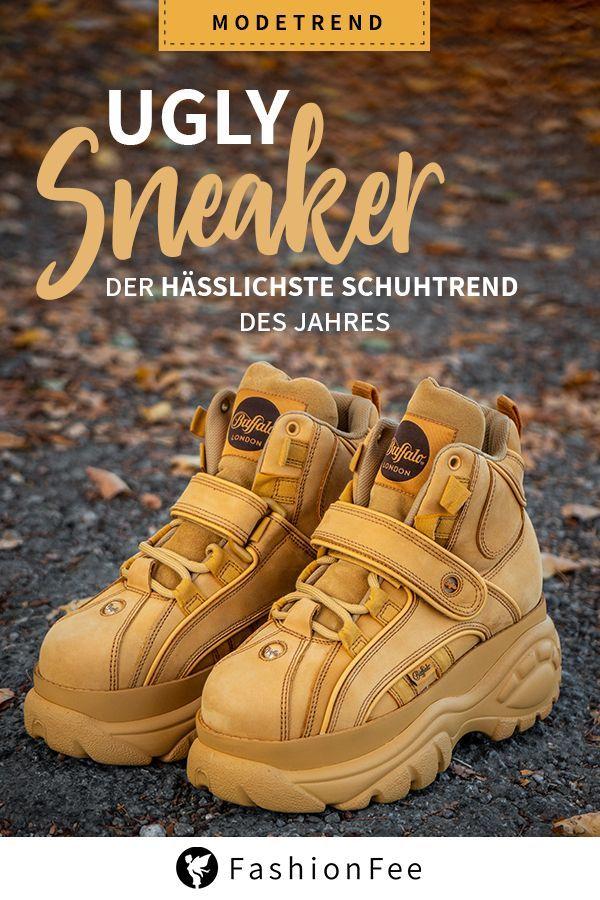 Ugly Sneaker: Hässliche Turnschuhe stylisch kombinieren