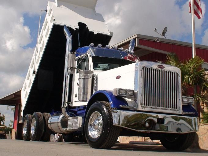 Custom Semi Truck Inventory Rigs Day Cabs Sale Financing Tandem Dump Trucks Buy Day Cab Dump Trucks Peterbilt Dump Trucks Trucks