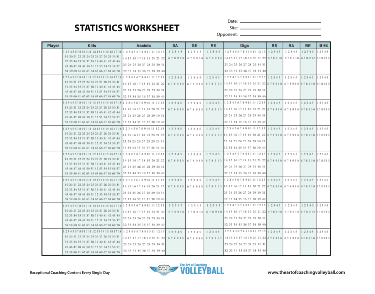 Related Image Coaching Volleyball Volleyball Volleyball Score Sheet
