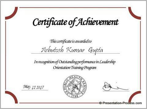 Ashutosh Gupta Ekma Certificate Of Achievement 7631532091 Asts60