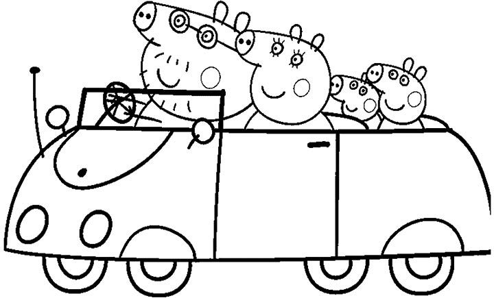 Peppa Pig Coloring Page Free Coloring Pages Peppa Pig Coloring Pages Peppa Pig Colouring Peppa Pig Pictures