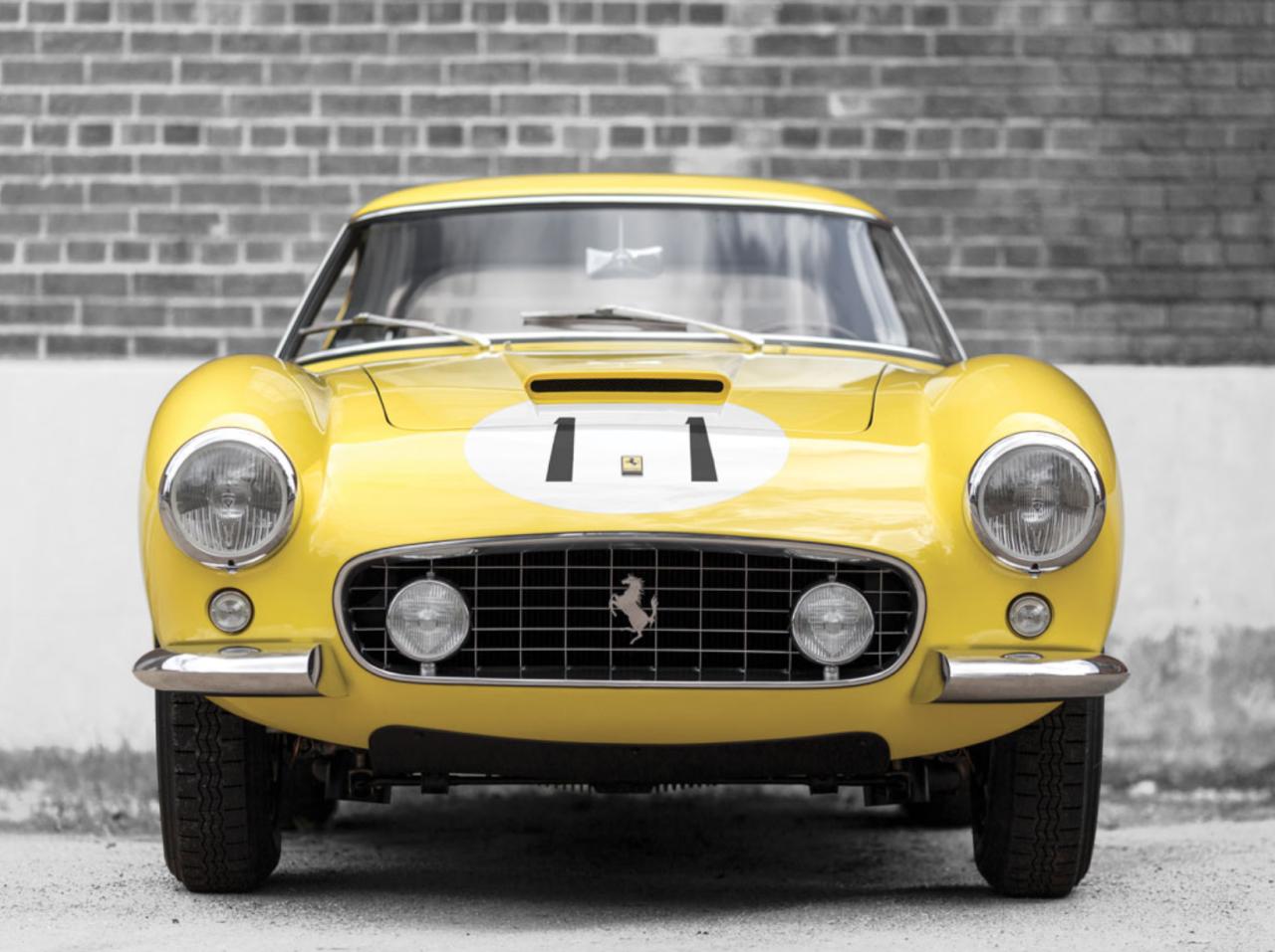 Lavelocita  1960 Ferrari 250 Gt Swb Berlinetta