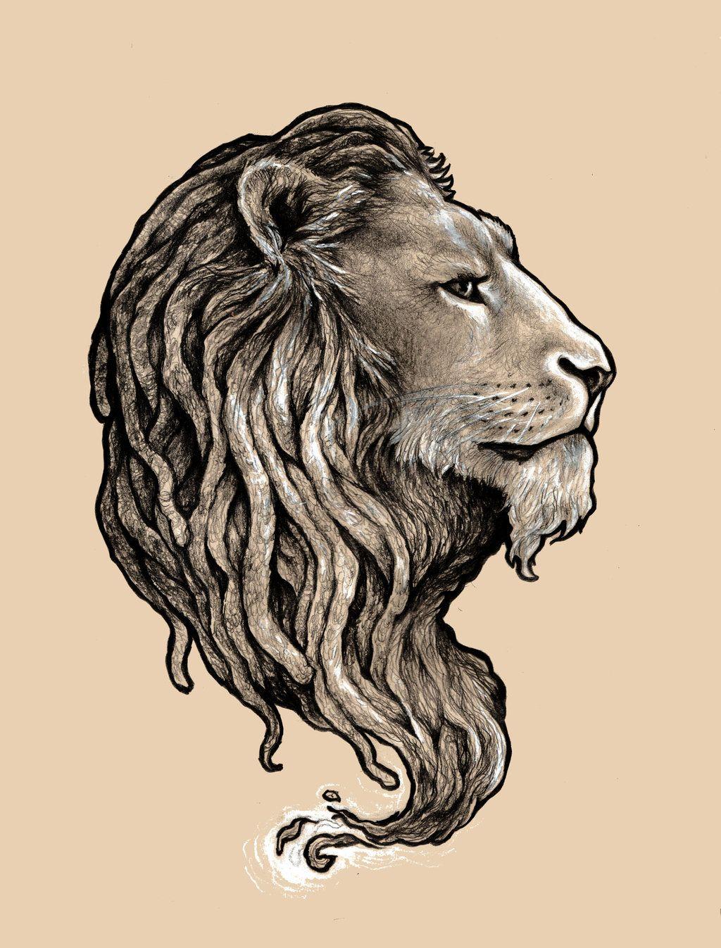 rasta lion tattoo rasta lion tattoo designs rasta tiger tattoos pinterest ilustraciones. Black Bedroom Furniture Sets. Home Design Ideas