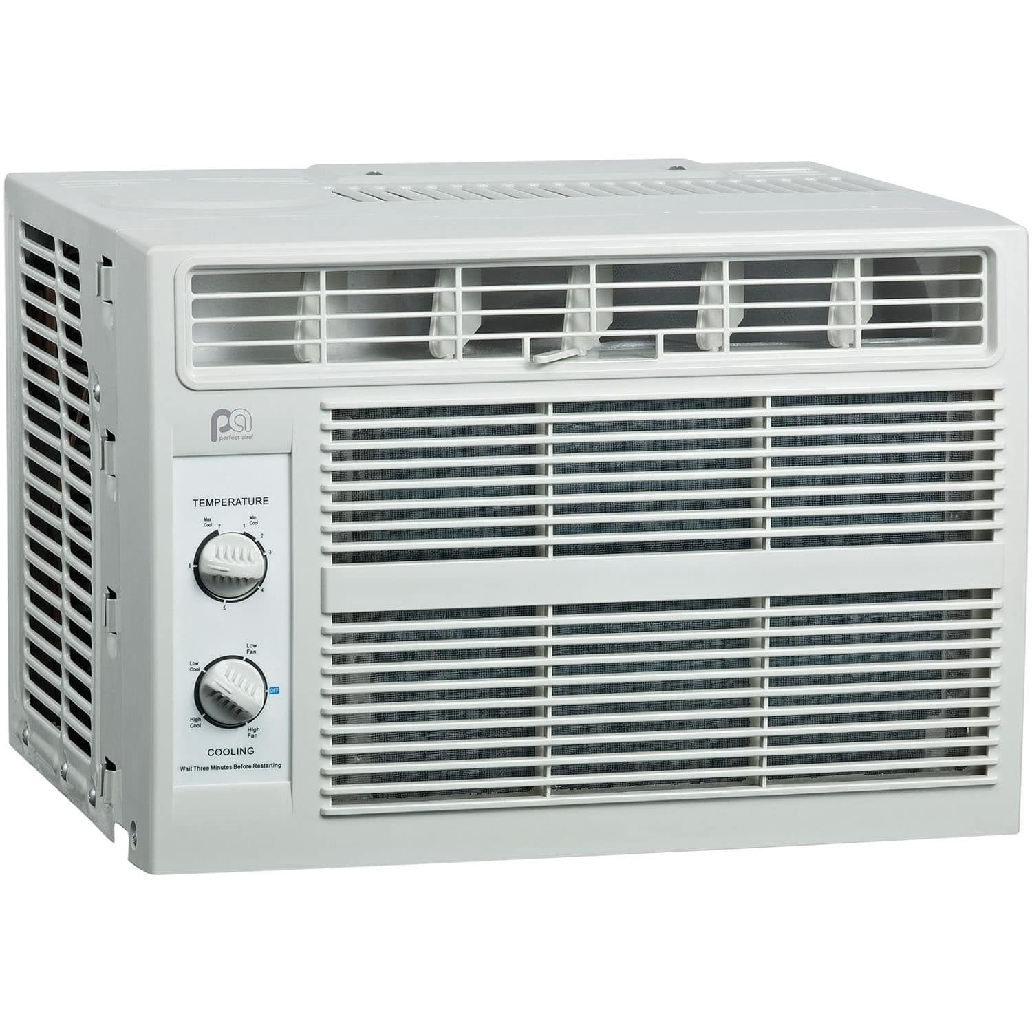Perfect Aire 115V 5,000 BTU Window Air Conditioner with