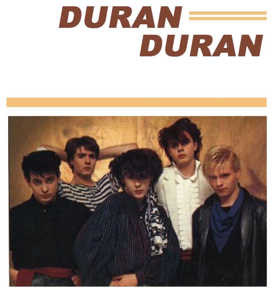 Duran Duran 1981 The Careless Memories Tour