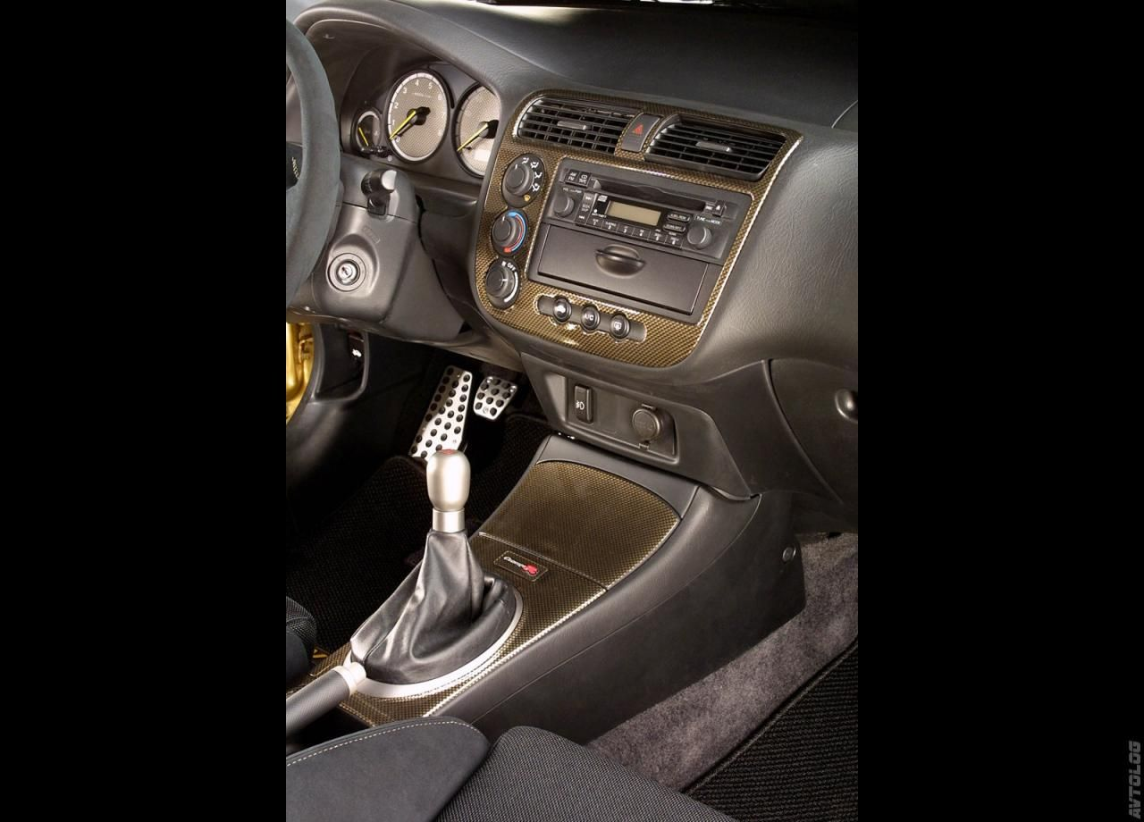 2001 Honda Civic Concept Honda civic, Honda, Civic