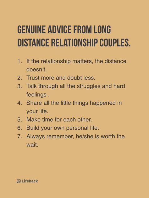 Long Have Successful Relationship How Distance A To