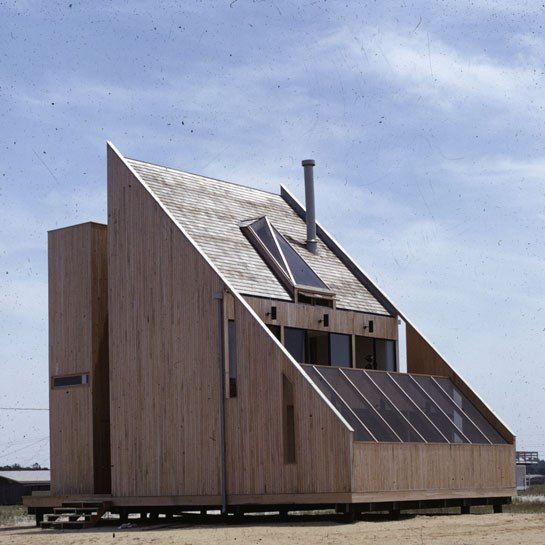 Architect Hugh Newell Jacobsen Recounts His Early Career