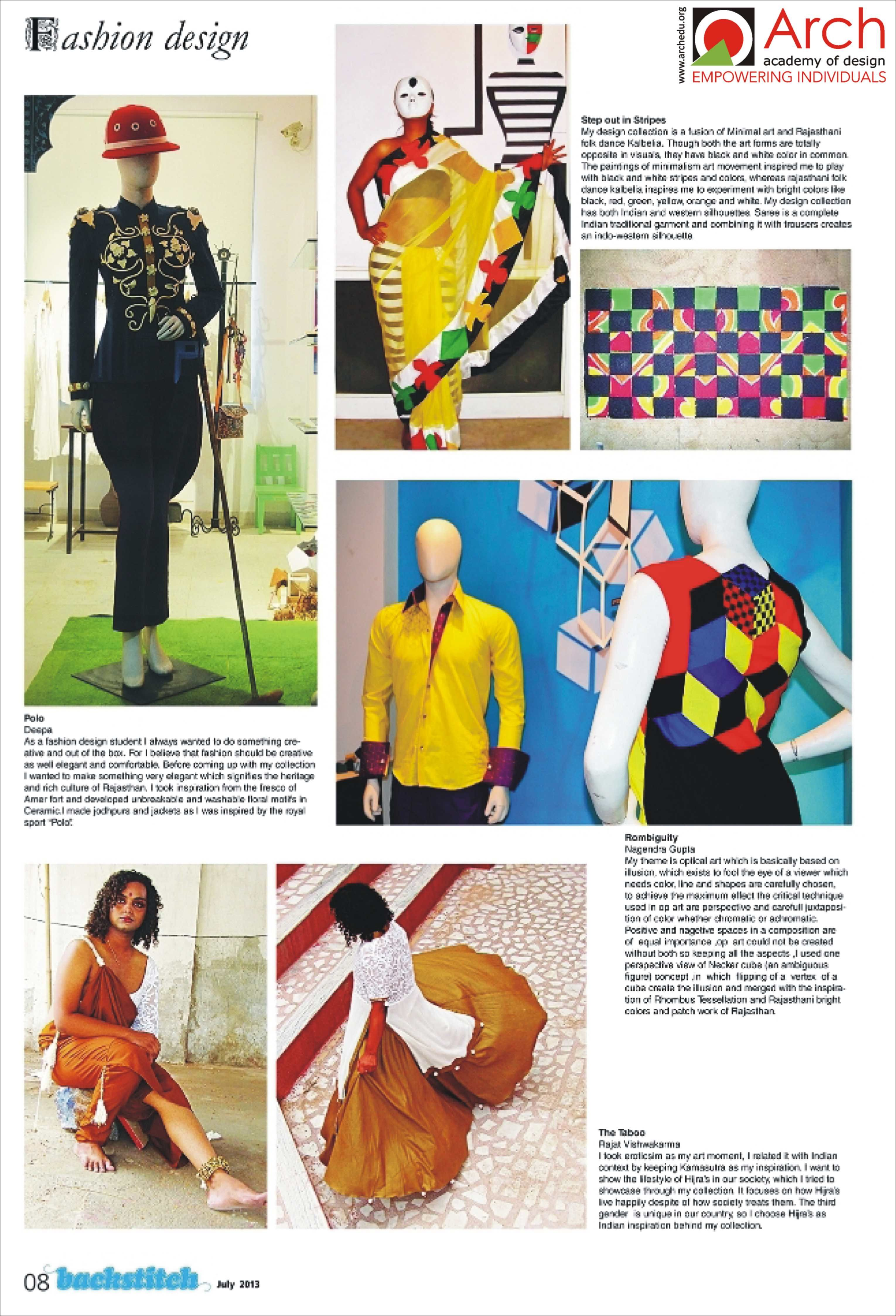 Arch Fashion Design Fashion Fashion Design Design