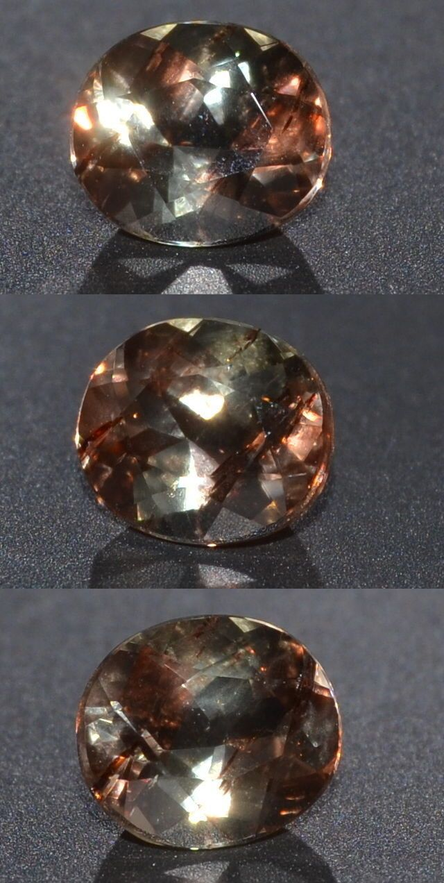 Other Loose Stones 169310: Beautiful N Rare 1.20Ct Vs Natural Untreated Oval Cut Andalusite Gemstone -> BUY IT NOW ONLY: $34.95 on eBay!